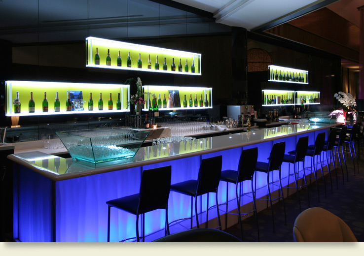 Restaurants Bars And Clubs Lone Star Remodeling