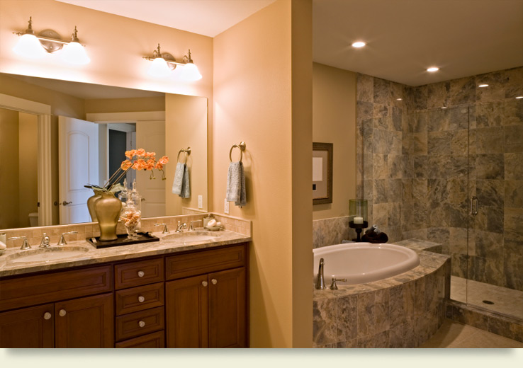 Custom bathrooms lone star remodeling for Custom bathrooms