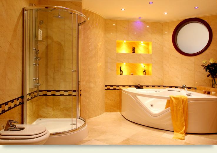 Custom bathrooms lone star remodeling for Custom bathroom renovations