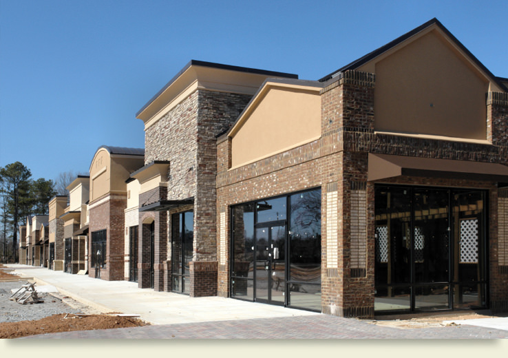 Exterior Commercial Remodeling And Construction Lone Star Remodeling
